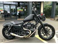 2016 Harley-Davidson SPORTSTER XL883N IRON XL883N Solid colour (17MY) Custom Pet