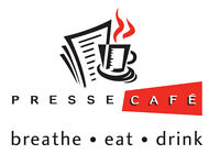 New Presse Cafe Franchise in Downtown Ottawa For Sale