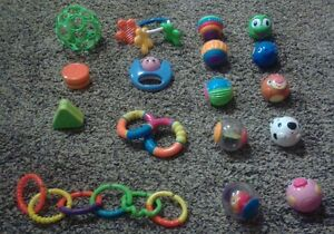 Lot of assorted baby toys Kitchener / Waterloo Kitchener Area image 1