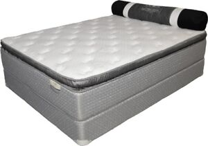 Queen pocket coil mattresses, $499 and up, NEW w/ 10 year Guar
