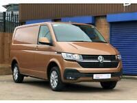 2020 Volkswagen Transporter 2.0TDI 150ps 6 Speed T6.1 T28 Highline BMT SWB Van D