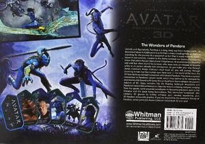 James Cameron's Avatar: Collector's Vault 3D Hardcover Cambridge Kitchener Area image 2