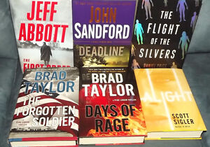 HARDCOVER FICTION NEW TITLES $5 EACH LOUISE PENNY, MCCALL SMITH