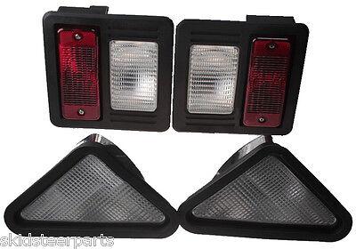 Bobcat Skid Steer Exterior Light Kit For 751 753 763 773 Head Tail Light