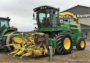 '06 JOHN DEERE 7200 HARVESTER, 6R KEMPER, LOW HOUR, SUPER CLEAN!