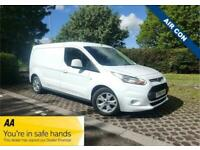 2016 16 FORD TRANSIT CONNECT 1.6 240 LIMITED P/V 114 BHP DIESEL