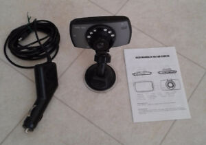 Dash Camera with card