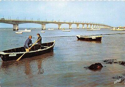 Cpsm   Viaduct Liaison Oleron   Continent