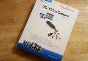 My Gica USB capture Capit usb 2.0
