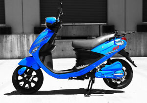 Ebike Electric Scooter Mint Condition