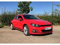 2015 64 VOLKSWAGEN SCIROCCO 1.4 TSI BLUEMOTION TECHNOLOGY 2D 123 BHP