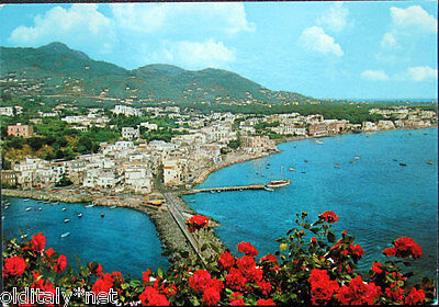 2000 Island D'Ischia Panorama from the Castello- Editions of