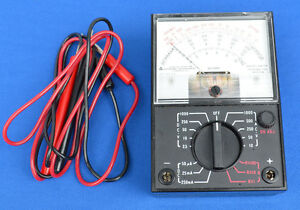 Amprobe volt-ohm milliammeter Model AM-2A, original Box, manual