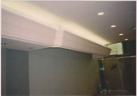 Commercial interior builds