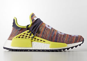 Human Race NMD Size 9.5 Multicolour