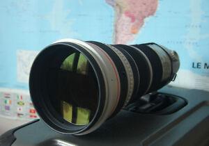 Canon L 500mm f:4 Professional lens