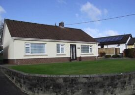 Shared bungalow within easy reach of Lampeter