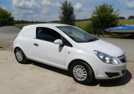 Vauxhall Corsavan 1.3CDTi 16v ONLY ONE OWNER
