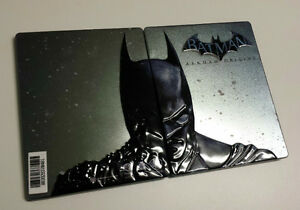 Looking for Batman Arkham Origins Steelbook