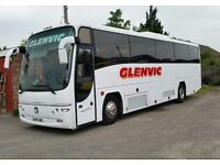Coach Driver Required