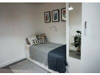 STUDENT ROOMS TO RENT IN COVENTRY.STUDIO WITH 3/4 DOUBLE BED, PRIVATE ROOM AND STUDY AREA
