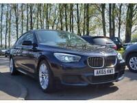 2015 BMW 5 Series 2.0 520D M SPORT GRAN TURISMO 5d 181 BHP Hatchback Diesel Auto