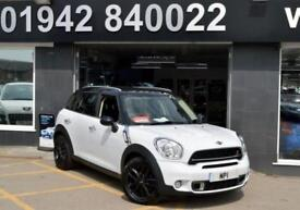 2014 64 MINI COUNTRYMAN 2.0 COOPER SD 5D 141 BHP DIESEL 6SP S/S 5DR SPORTS HATCH