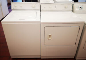 Matching Maytag Dependable Care Washer & Electric Dryer