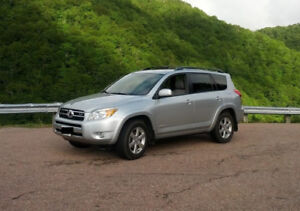 2008 Rav 4 Limited - V6 - Excellent Condition