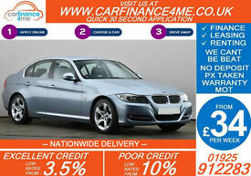 2010 BMW 320 2.0 EXCLUSIVE EDITION GOOD / BAD CREDIT CAR FINANCE AVAILABLE