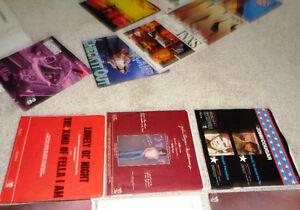 45rpm Vinyl Records Promo's Picture Album Inex Fixx John Cougar Oakville / Halton Region Toronto (GTA) image 6