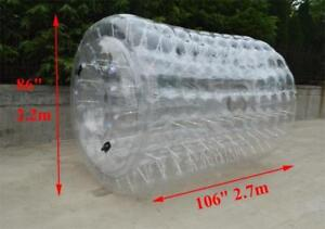 "Inflatable 106"" 3M Large Water Roller Sea Swimming Pool #122013"