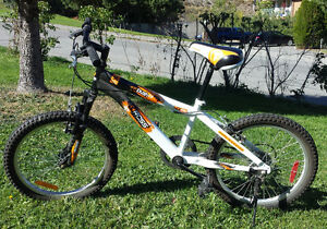 "20"" BMX CROSSOVER GEAR BIKE"