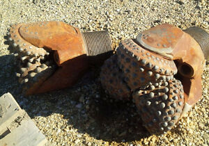 WANTED: Used Oilfield Tricone Drill Bits!