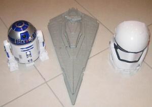 Star Wars - R2D2, Vehicle, Stormtrooper