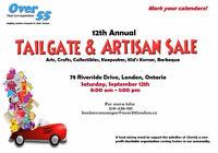 Tailgate & Artisans Event