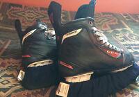 Nazem Kadri CCM Pro Stock Hockey skates