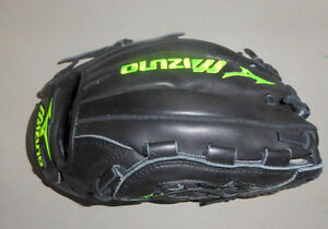 NEW Mizuno baseball glove for left hand, with ball, 11.5""