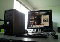 Dell Optiplex 780 (mini Tower) PC Package