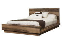 Viebois Queen size bed frame promotion