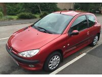 Peugeot 206. £30 yr tax. Diesel 1.4. Perfect 1st car!
