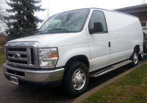 2014 Ford E-250 CARGO VAN 4 SALE