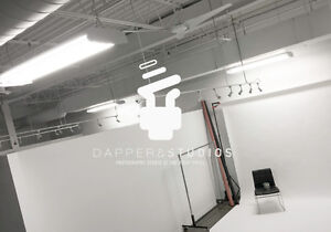 Photography Studio Space    For Rent    Natural Outdoor Lights!