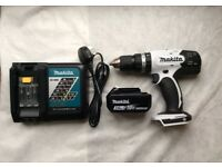 MAKITA 18V CORDLESS DRILL FOR SALE ,USED ONLY ONCE , PICK UP MY HOME ADDRESS £119, NO OFFERS, THX