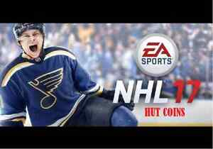 NHL 17 Xbox one HUT Coins For Sale