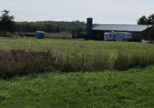 RARE 107 Acre Farm for sale in Prince Edward County