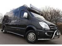 Mercedes-Benz SPRINTER 515 CDI Motorhome Camper Van Travel Tour Bus Party