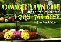 LAWN CARE  Matt's Property Maintenance  EVERYTHING YOU NEED