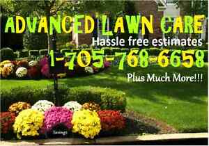 LAWN CARE  Matt's Property Maintenance  EVERYTHING YOU NEED Kawartha Lakes Peterborough Area image 1