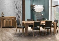 NATUREL WOOD DINING TABLE MADE IN CANADA